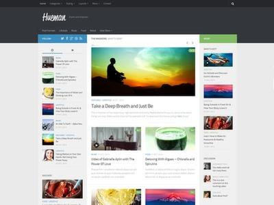 MediaCampurSari Online: Themes WordPress Gratis Terbaik 10 tahun 2014